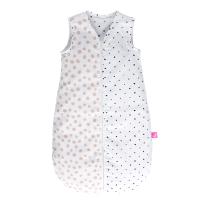 Spalna vreča MARELIČNO-ROZA PIKE, 6-18 m Motherhood