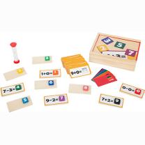 Lesena matematična igra (6 let+), Small Foot