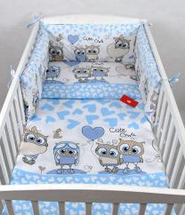2-delna-posteljnina-prisrcne-sovice-135-x-100-cm-modra