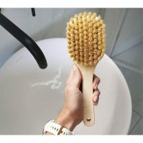 Krtača za suho in mokro umivanje in masažo, Lullalove