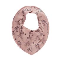 Pudrasto roza rutka-slinček UNICORNI , Pippi®