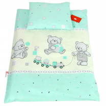 posteljnina za zibelko mint