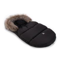 Črna zimska vreča Moose MINI, 80x47 cm, Cottonmoose