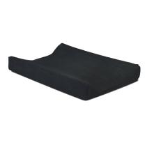 Temno siva PREVLEKA za previjalno blazino ANTRACIT 50x70 cm, Jollein®