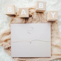 Spominski album za dojenčka Baby beležnica, Beležnica