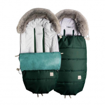 zelena zimska vreča beztroska