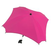 Ciklam roza UV senčnik za voziček Babymax