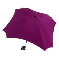 Ciklam vijoličen UV senčnik za voziček Babymax
