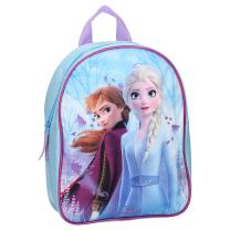 Svetlo moder otroški nahrbtnik FROZEN 2 Ana in Elza, Magical Journey
