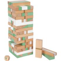 Družabna igra lesen stolp Jenga (3 leta+), Small Foot