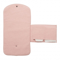Roza komfortna previjalna podloga Pure Pink