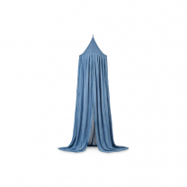 MODER baldahin – komarnik - šotor JEANS BLUE, Jollein®