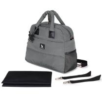 JUNGLE ZELENA torba za voziček - nahrbtnik MOOSE, Cottonmoose