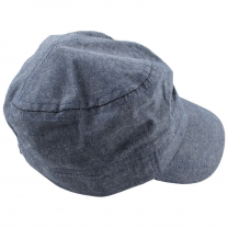 Jeans modra kapa s šiltom, Nordic Label