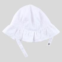 Bel otroški klobuček 1-2 leti – White Sky, Nordic Label