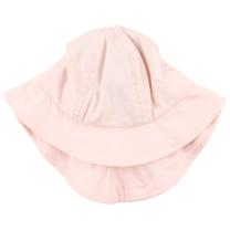 Roza otroški poletni klobuček z UV zaščito (1-2 leti)