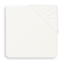 Kremno bela PREVLEKA za previjalno blazino IVORY 50x70 cm, Jollein®