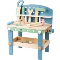 Lesena otroška delovna miza NORDIC (3 leta+), Small Foot