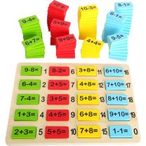 Lesena plošča za računanje (3 leta+), Small Foot