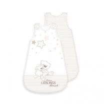 BELA-BEŽ spalna vreča MEDVEDEK in OVČKA, 6-18 mesecev