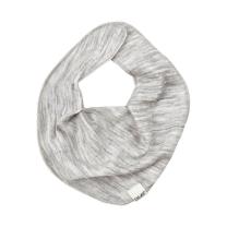 Melange siva otroška rutka (merino volna + bambus), 0-3 leta, CeLaVi®