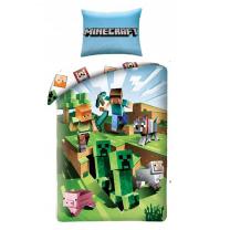 Minecraft posteljnina