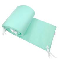 Kompaktna mint obroba za posteljico, 180x30 cm Largo