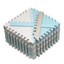 Modra igralna podloga 140X140 cm, Pikipoki