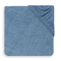 Modra PREVLEKA za previjalno blazino JEANS BLUE 50x70 cm, Jollein®