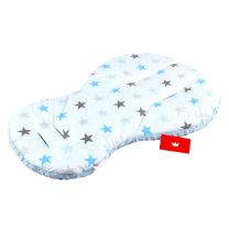 modra-podloga-za-vozicek-zvezdice