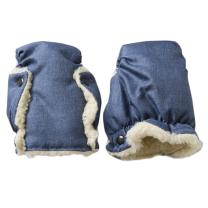 JEANS MODRE muf rokavice za voziček