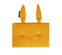 mustard rumen vzglavnik zajček lullalove