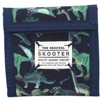 Navy modra otroška denarnica DINOZAVRI, Skooter