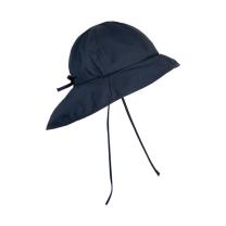 Temno moder otroški klobuček z UV zaščito (UPF 50+) 2-4 leta, OUTER SPACE – En Fant