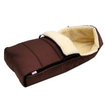 RJAVA zimska vreča 90 cm - 100% ovčja volna