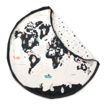 Umazano BELA vreča in podloga Play & Go zemljevid sveta
