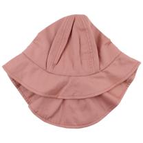 Vijoličen otroški klobuček z UV zaščito (UPF 50+) 1-2 leti – Burlwood, Nordic Label