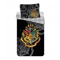 2-delna posteljnina Harry Potter HOGWARTS COAT OF ARMS 140x200 cm
