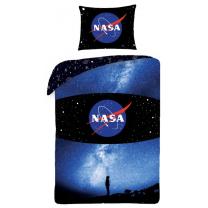2-delna posteljnina NASA 140X200 cm