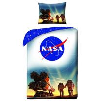 2-delna posteljnina NASA, Raketa 140X200 cm