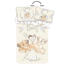 2-delna posteljnina LEVJI KRALJ - Simba in Nala 135x100 cm, ©DISNEY