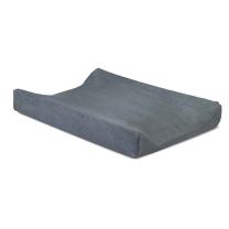 Temno siva PREVLEKA za previjalno blazino 50x70 cm, Jollein®