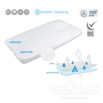 Vodoodporna in zračna zaščita za vzmetnico 120x60 cm - rjuha