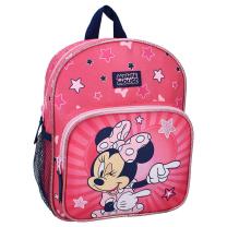 Roza otroški nahrbtnik MINNIE MOUSE Choose to shine, Disney