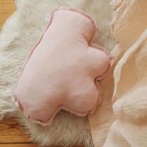 ROZA dekorativna blazina OBLAK iz muslina BABO
