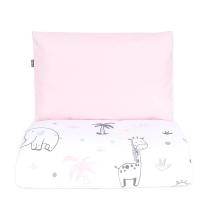 ROZA 2-delna posteljnina SAFARI 120x90 cm, MAMO-TATO