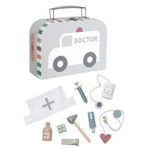 Siva oprema za male zdravnike (3 leta+), Jabadabado