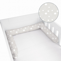 SIVA obroba za posteljico OBLAKI 180x10 cm, Herding