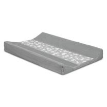 Siva PREVLEKA za previjalno blazino SAFARI 50x70 cm, Jollein®