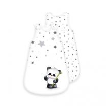 BELA spalna vreča PANDA in zvezdica, 6-18 mesecev